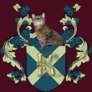 Katzvard Wappen