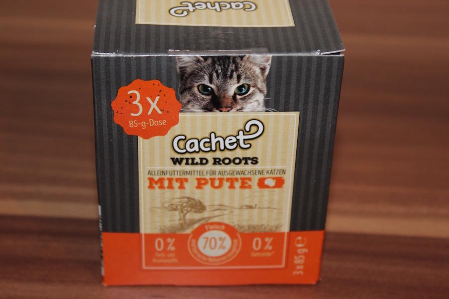 Katzenfutter Im Haustiger Test Cachet Wild Roots Aldi Sud