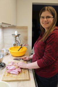 Tierernährungsberaterin Mandy Kneeland