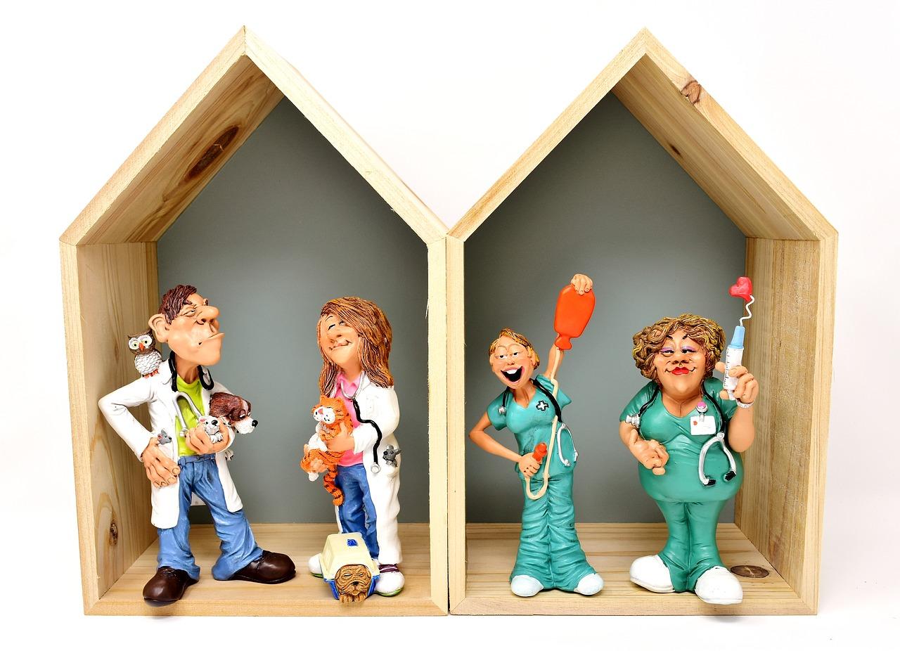 Tierarztfiguren